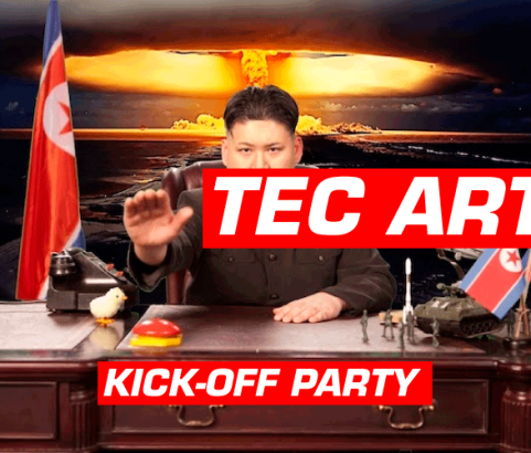 TEC ART Kick-Off Party